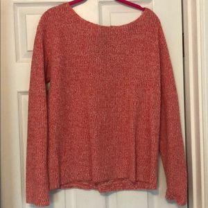 Ann Taylor Pink Sweater